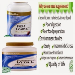 why do we need supplement